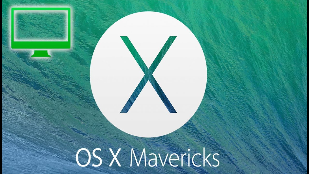 instalar mac os mavericks en pc