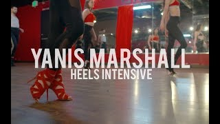 "YANIS MARSHALL HEELS INTENSIVE LOS ANGELES ""THATS THE WAY LO..."