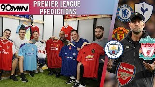 PREMIER LEAGUE PREDICTIONS 2019/20 | PEPE TO GET ARSENAL TOP 4!? LIVERPOOL TO WIN IT!? | The Top 6