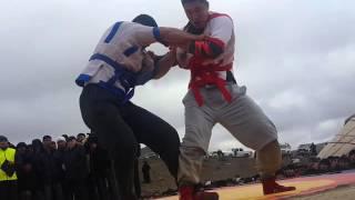 Meirambek Janabai vs Sungat Zakaryaev Otpan tau Kaz.kures