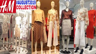 H&M New In Store | #August2019 | Women's Fashion 2019