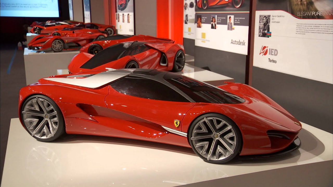 Ferrari World Design Contest 2011 Youtube