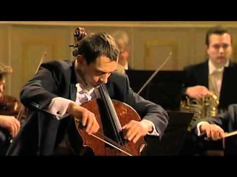 Boccherini - Cello concert Bb-dur,  Xavier Phillips