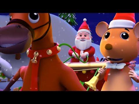 Lagu Jingle Bells | Lagu Natal Untuk Anak | Jingle Bells | Christmas Songs | Farmees Indonesia