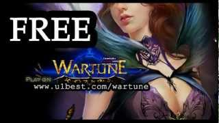 Free Online Game Review - wartune (no install required)
