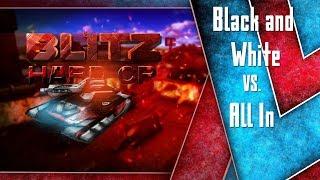 All In vs Black and White Блиц №1 Иран, Hard, CP 18.06.2017