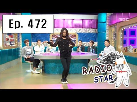 [RADIO STAR] 라디오스타 - Seol-hyun's special dance performances! 20160330