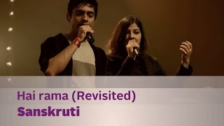 Gambar cover Hai rama (Revisited) - Sanskruti - Music Mojo Season 2 - Kappa TV