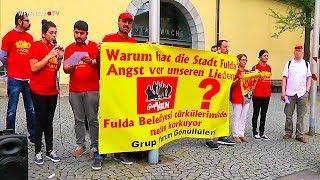 Grup Yorum - Warum hat Fulda Angst vor unseren Liedern?