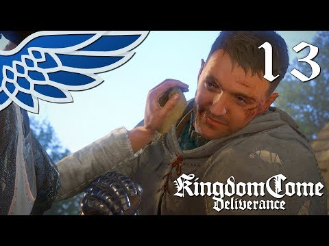 KINGDOM COME DELIVERANCE | HONORABLE FIST FIGHT PART 13 - Let's Play Gameplay