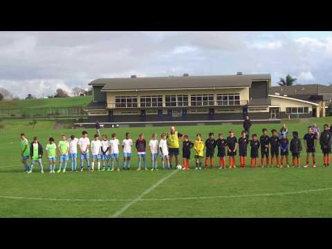 RHFA North Shore Academy VS Strathallan Academy  under U13