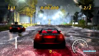 Flatout 3 Chaos and Destruction видео обзор Слив года !!!