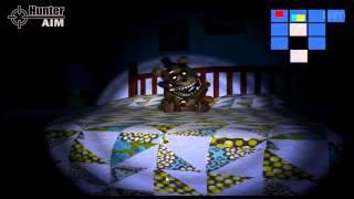 Фнаф 4   Хэллоуин версия   СКРИМЕР МАРИОНЕТКИ   Секреты прохождения 5 Ночей с Фредди 4
