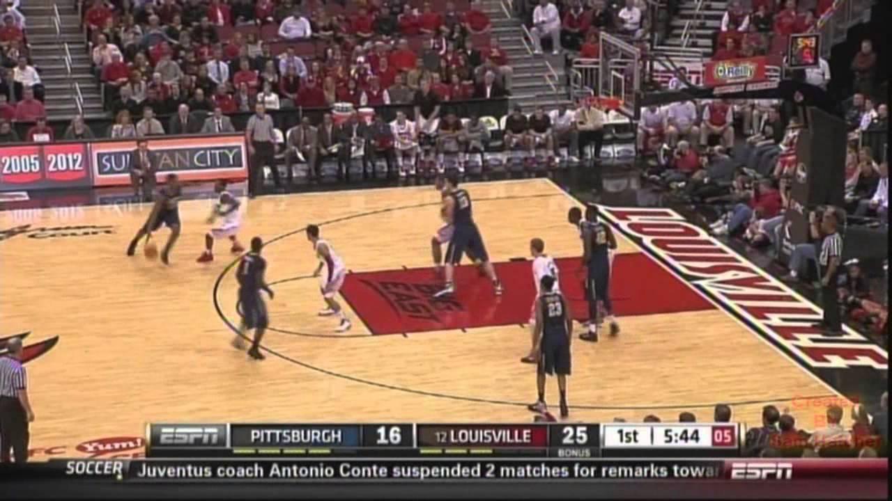 Louisville Cardinals Basketball Court