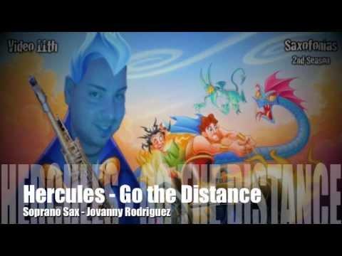 Saxofonias - Hercules Go the Distance