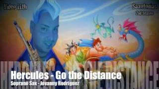 Saxofonias - Hercules Go the Distance