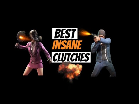 Top Clutches in Pubg Mobile - Heist Gaming