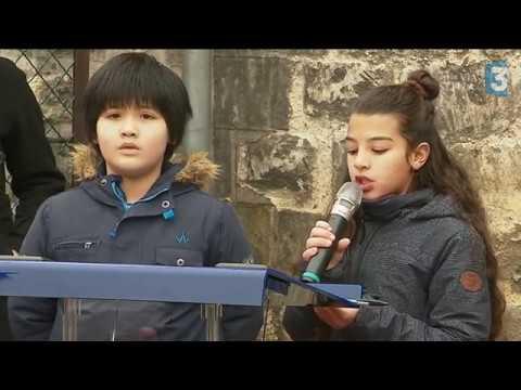 Paris rend hommage aux résistants Jean-Dominique et Marie Ferrandi