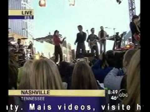Shania Twain And Billy Currington, Party For Two  Live In Good Morning America