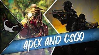 CS:GO & APEX LEGENDS INDIA | HINDI | NO SCHOOL TOMORROW :) | Fun Stream #43