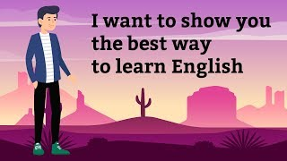 The easiest way t๐ learn English
