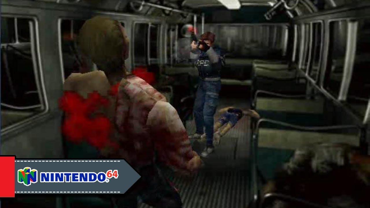 Descargar Resident Evil 2 [N64] [ROM] [MEGA]