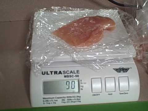 100 gram chicken
