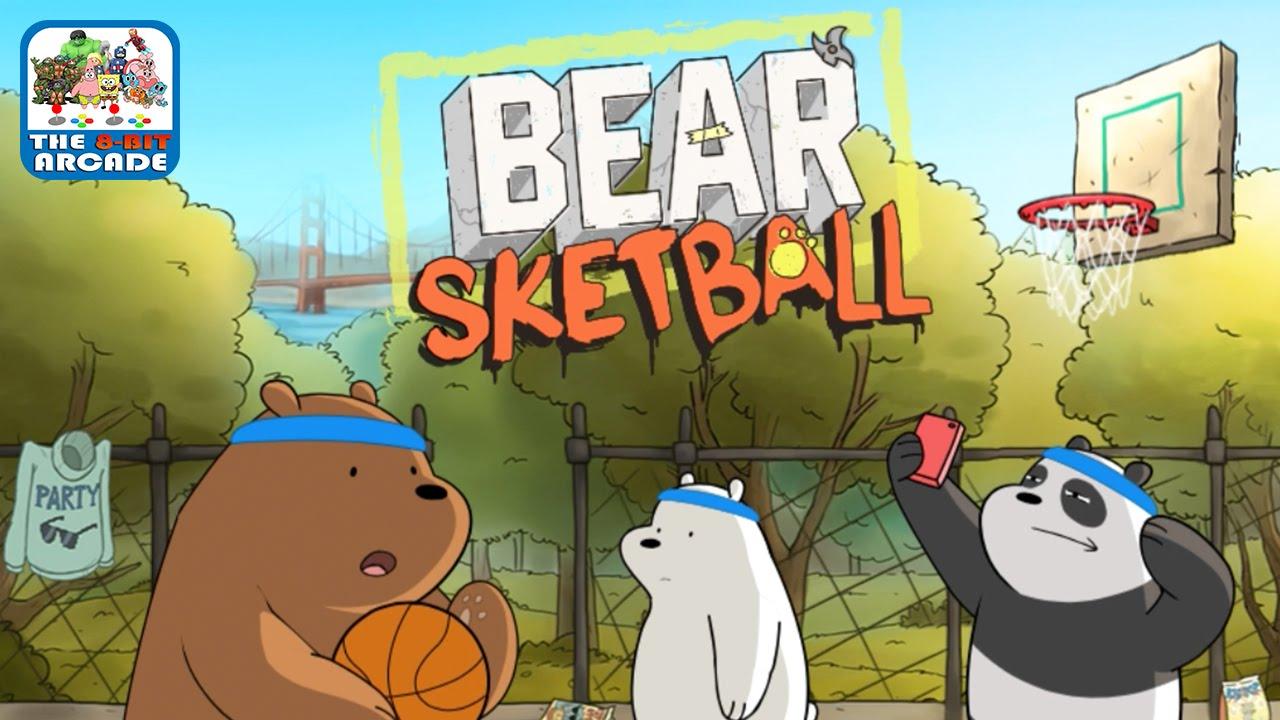We Bare Bears: Bearsketball – These Bears Be Ballin' (Cartoon Network Games)