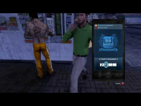 [PC] Sleeping Dogs Cop Mission - Popstar Lead 2