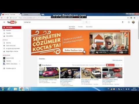 youtube  da şarkı indirme   bilgisayara