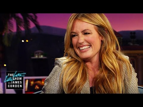 Cat Deeley Stood Up James Backstage