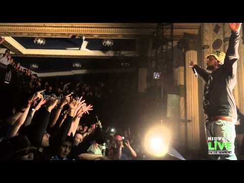 SCHOOLBOY Q : LIVE @ THE METRO - CHICAGO, IL