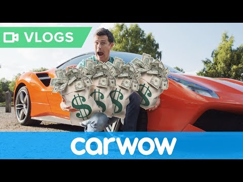 How much does a supercar cost?   MatVlogs