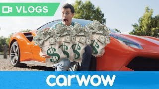 How much does a supercar cost? | MatVlogs