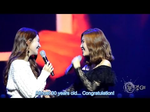 [ENGSUB] 131228 Talking Part @ DAVICHI CODE Concert in Busan