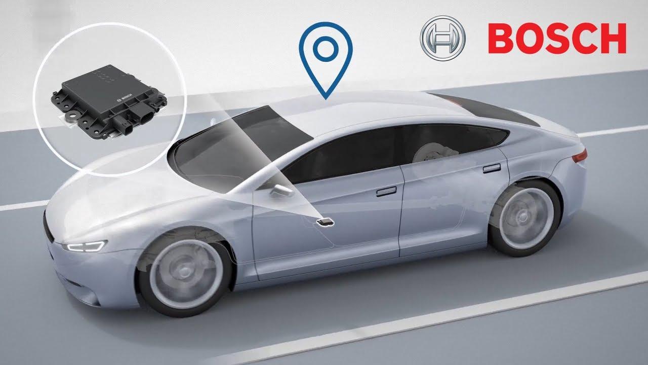 Bosch at CES 2019 – Advanced Automotive Technologies