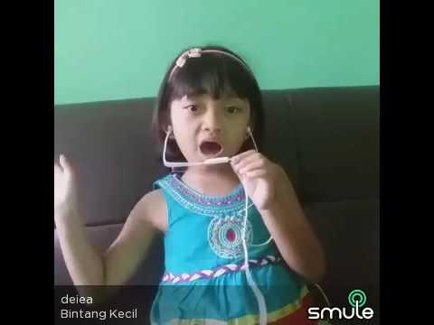 Keisha ananda nyanyiin lagu