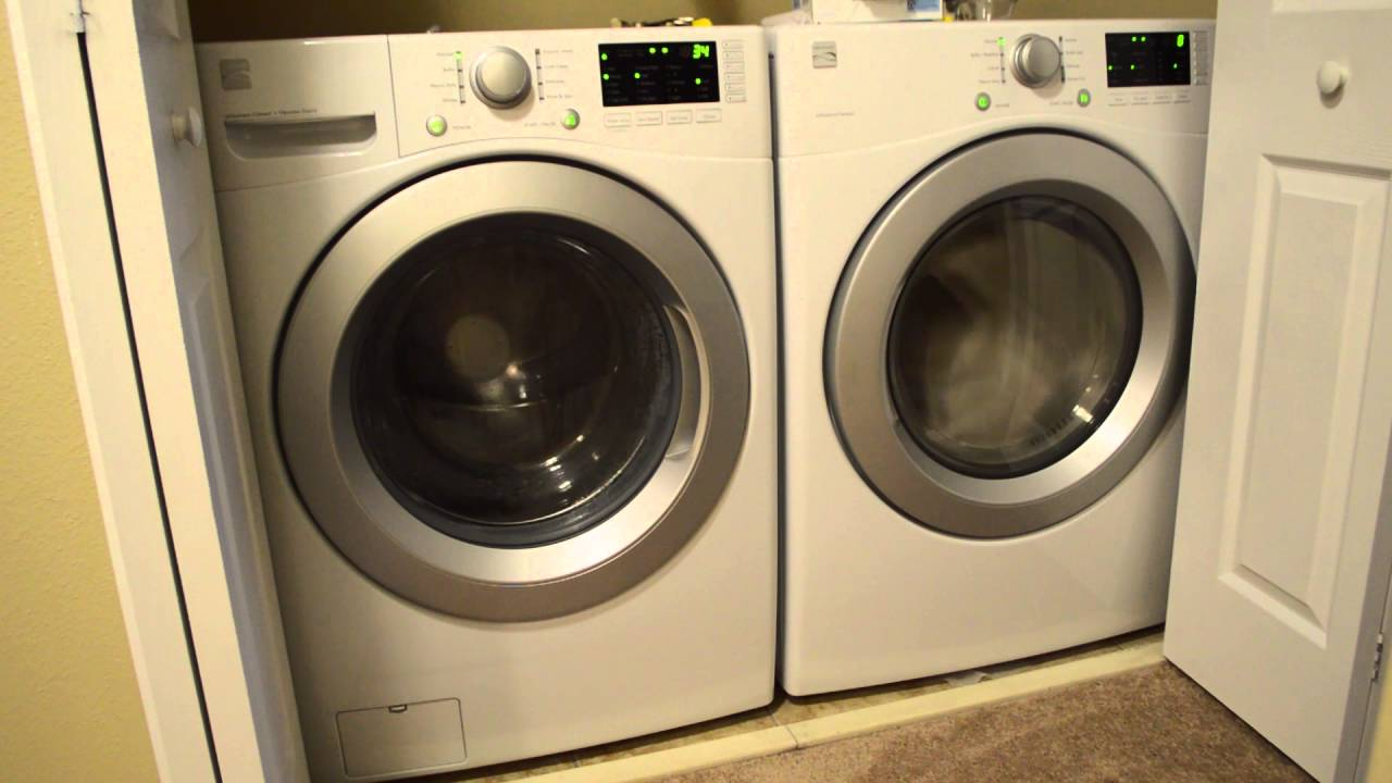 kenmore 41122. kenmore he front load washer loud noise during rinse cycle 41122