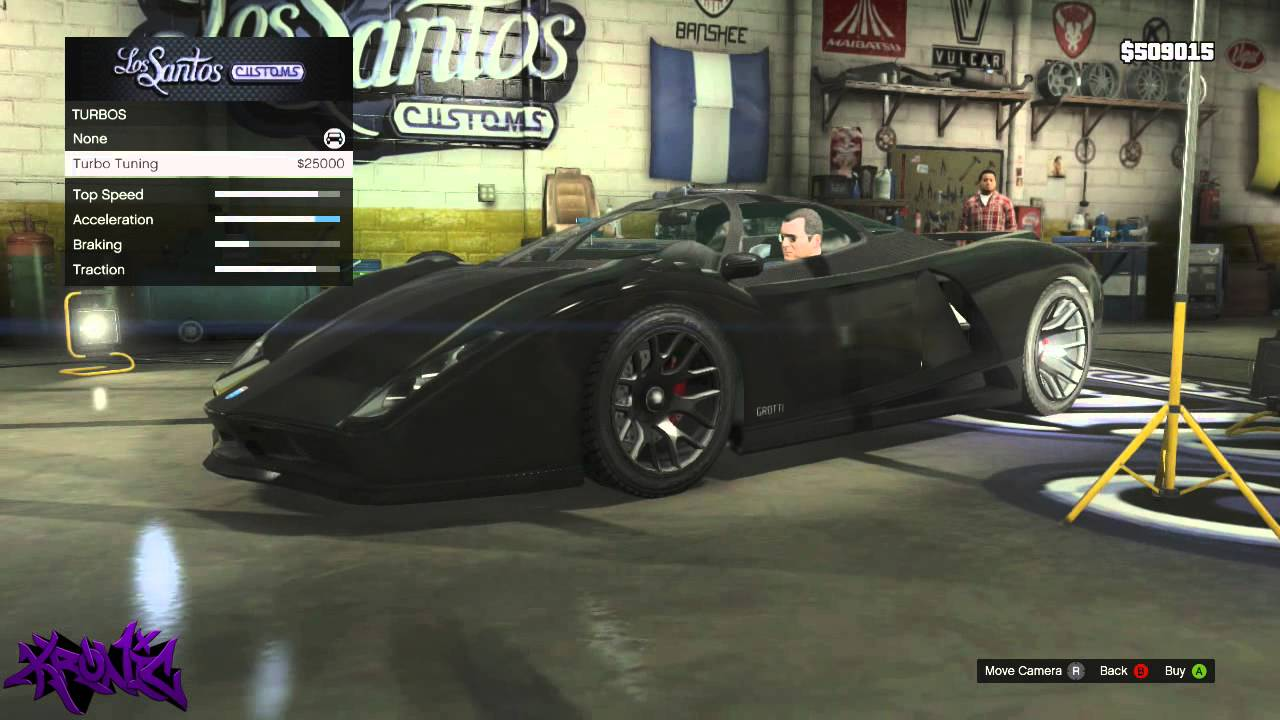 Grand Theft Auto  Sports Car Cheat