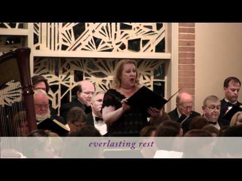 Rutter Requiem - No. 3 Pie Jesu