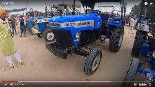 STANDARD DI-335 tractor 2006 model for sale talwandi sabo Panjab