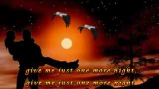 Phil Collins-One More Night (With lyrics)