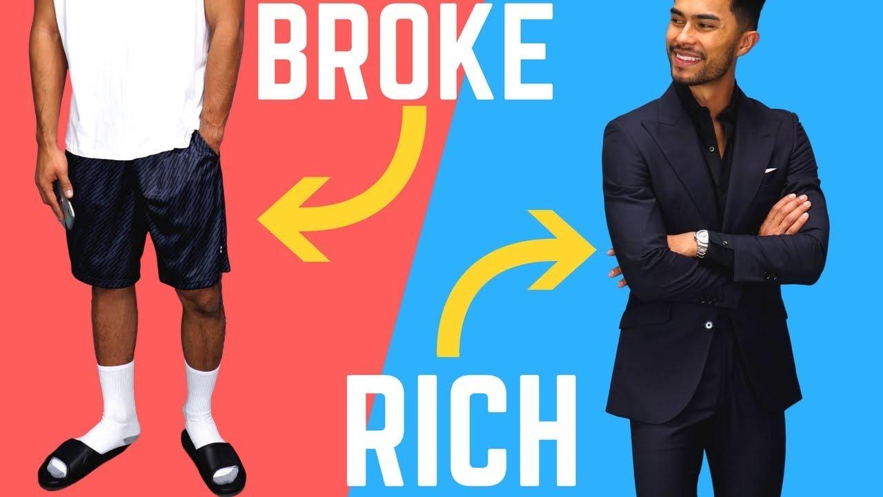 How to dress like a millionaire