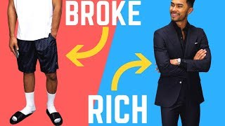 6 Broke Guy Secrets to Dress Like a MILLIONAIRE