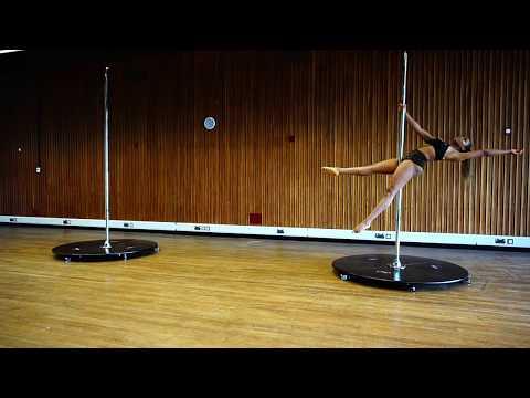 Welsh Pole Fitness Varsity 2018 - 2nd Place Beginner - Swansea University
