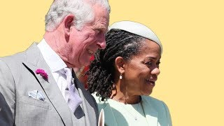 Meghan Markle's mom became besties with Prince Charles at the Royal Wedding