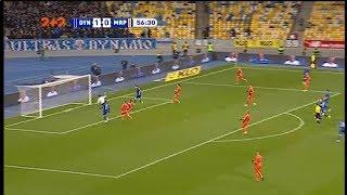 Динамо - Мариуполь - 2:0. Гол: Вербич (57')
