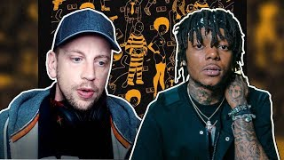 J.I.D - The Never Story | FULL ALBUM REACTION AND DISCUSSION (First Time Hearing)