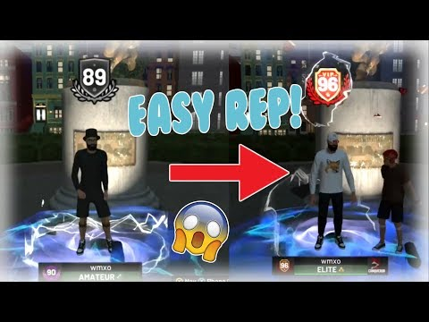 HOW TO REP UP FAST IN NBA 2K19! BEST CENTER METHOD! 99 OVR QUICK!