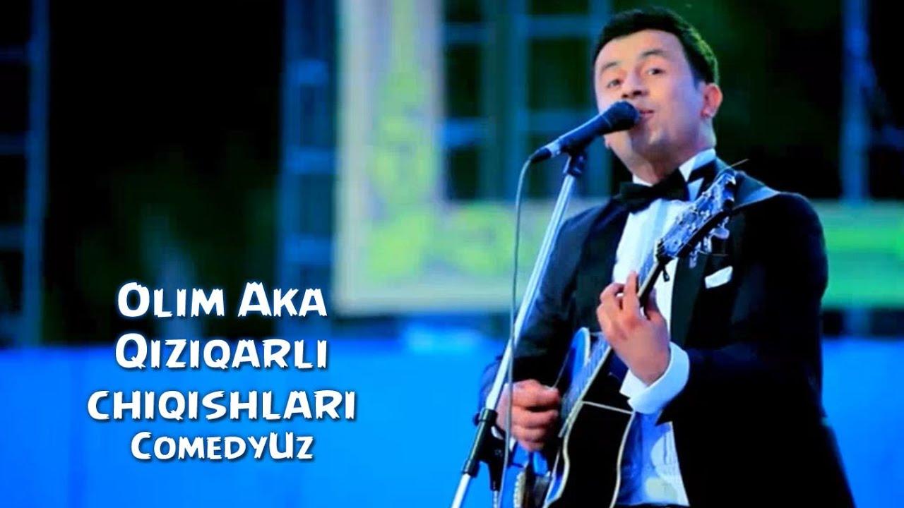 Olim Aka - Qiziqarli chiqishlari (ComedyUZ) 2016 | Олим Ака - Кизикарли чикишлари (КамедиУЗ) 2016